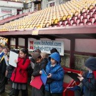 Y3 visit to Bradford City FC