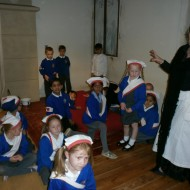 Y2 visit to the Thackray Museum